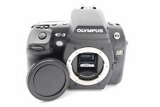 OLYMPUS E-3 10.1MP DIGITAL SLR CAMERA BODY