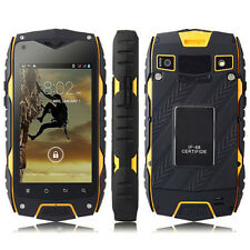 "JEEP Z6 Smartphone Quad Core 4"" Rugged Android 4.2 Unlocked 2G/3G Mobile Phone"