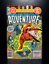 COMICS: DC: Adventure Comics #464 (1979), 68 pages/Wildcat retires -RARE (flash)