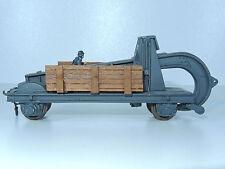 Ar.Po. Collezione Pocher (162) Schienenreißer Vollmetall und Holz, ohne OVP.