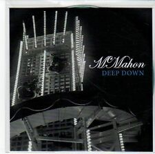 (EE670) McMahon, Deep Down - 2013 DJ CD