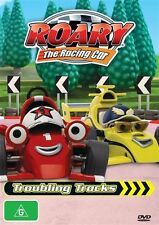 Roary The Racing Car Troubling Tracks DVD Brand New sealed!
