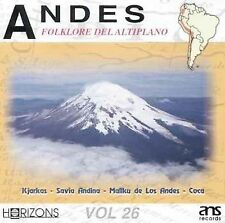 NEW - Andes Folklore del Altiplano by Horizon Collection