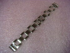 Stainless Steel Genuine Swatch Replacement Strap 17mm Watch Band Bracelet NOS HI