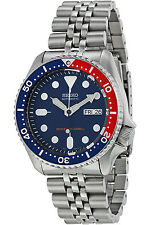 SEIKO SKX009K2,Men's Diver,Automatic,Stainless steel,Rotating Bezel,200m WR