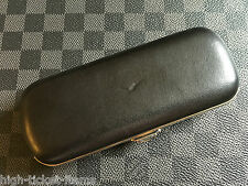 Genuine Vertu Signature S Clam Shell Black Leather Case Extremely RARE Sold OUT
