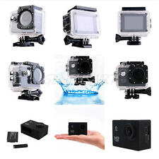 Full HD 1080P 14MP WIFI Action Sport DV Auto Kamera Cam Helmkamera Wasserdicht