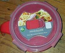 NEW! Frigidaire  Microwave Cookware Noodle Bowl 36oz