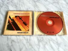 Fabulosos Cadillacs La marcha del Golazo Solitario CD 1999 Original US Press OOP