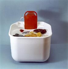 POSTER A3 Nederland Kunststoffen wasmachine / Small washing-machine Nationaal Ar