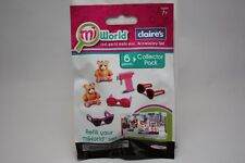 MIWORLD MI WORLD CLAIRES ACCESSORY SET REFILL COLL PK 6PCS RESTOCK STORE NEW