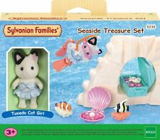 Sylvanian Families seaside Tesoro Set
