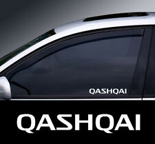 2 X Nissan Qashqai Window Decal Sticker Gráfico * Color Elección *