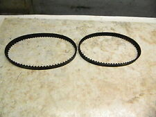 13 Ducati 696 Monster cam timing belts front and rear