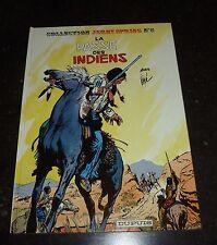 Jijé - Jerry Spring 8 - La passe des indiens - Dupuis