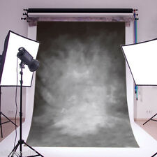 Retro Wall Vinyl Photography Backdrop Background Studio Props 3X5FT 14-338 GREY