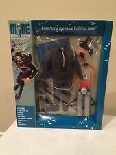 GI Joe 40th Anniversary Sailor FROGMAN Very Rare MOC Factory Sealed MOC NM