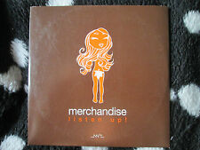 Merchandise Listen up! Cityscape Records ‎– CITY-CD-009 UK CD Single