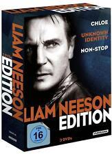 LIAM NEESON EDITION 3 DVD BOX Chloe, Unknown Identity, Non-Stop
