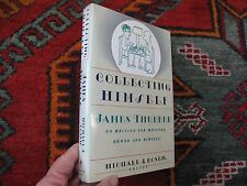 Columbus Ohio Author Collecting Himself James Thurber Michael J Rosen Signed 1st