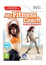 NINTENDO WII GAME MY FITNESS COACH DANCE WORKOUT 99P BARGAIN