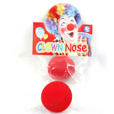 1Pcs Red Sponge Ball Clown Magic Nose Halloween Funny Costume Masque Party Favor