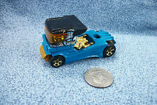Hot Wheels SEMI-FAST 1998 Truck Blue/Black/ Gold Made in Thailand