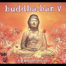 Buddha-Bar V - Various Artists (CD, 2007, 2-Disc Set in Box)