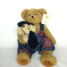 New Huckelbeary Teddy Bearington Bear - Style: 1095 - New With Tags