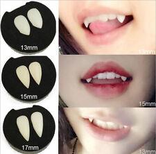 13mm Halloween Dentures Teeth Cosplay Fangs Bites Costume Party Vampire