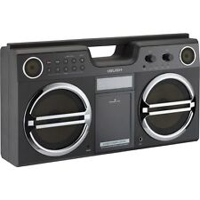 Bush Boombox with Docking Station - Black - Free 90 Day Guarantee