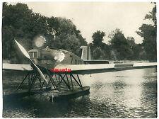 Groß Foto Flugzeug Wasserflugzeug Junkers A25 W mit Kennung D 394