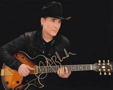 Clint Black In-Person AUTHENTIC Autographed Photo COA SHA #72936