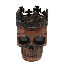 King Skull Herbal Herb Bullet Shape Tobacco Grinder Smoke Grinders Hand M #T1K