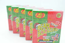 5 BOXES OF BEAN BOOZLED JELLY BEANS 1.6oz each JELLY BELLY 3rd EDITION NEW