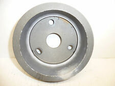 "Chevrolet GM SBC 10 Rib Groove Supercharger Crank Pulley 5-5/8"" diameter"