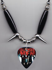 Hollywood Undead Band Photo Guitar Pick Necklace #3