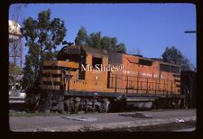Original Slide Mexico S-BC Sonora-Baja California Orange/Black GP35 2308 In 1982