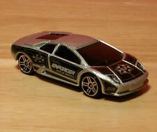 2002 Hot Wheels Lamborghini Murcielago Silver Enforcer