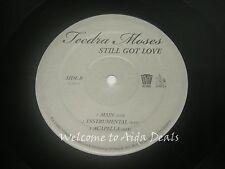 "Teedra Moses, Still Got Love LP (VG)12"""
