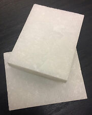 French Chalk Soapstone Slabs Panels for marking Metal, Stone, Roads etc. Pack 5