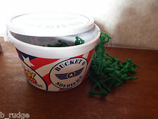 Disney Toy Story 3 Collection Bucket o Soldiers figure toy playset tub Sarge