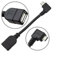 Micro USB cable host Mode OTG Cable for NOKIA N810/N900 SONY XPERIA Z TOSHIBA