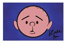 KARL PILKINGTON AUTOGRAPHED SIGNED A4 PP POSTER PHOTO