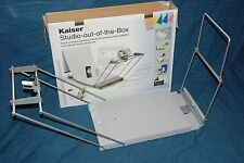 Kaiser Studio Out-Of-The-Box - Ready to use portable table top studio