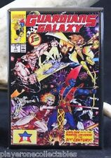 "Marvel Guardians of the Galaxy #1 Cover 2"" X 3""Fridge / Locker Magnet."