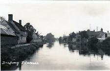 Deeping St James (B) unused RP old postcard
