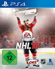 NHL 16 (Sony PlayStation 4, 2015)