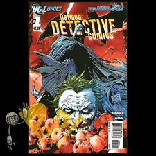 Batman DETECTIVE COMICS #1 New 52 2nd Print DC Tony Daniel NM!