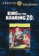 KING OF THE ROARING 20'S (1961 David Janssen)  Region Free DVD - Sealed